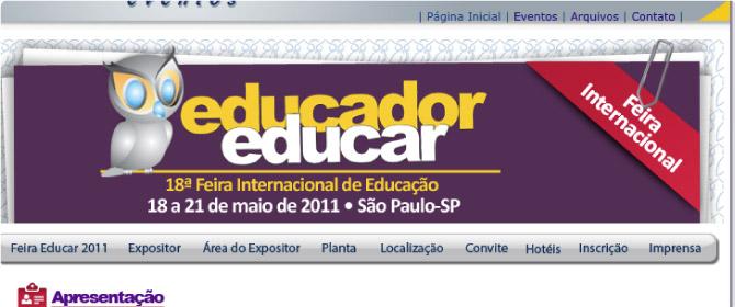 09 - Feira Educar